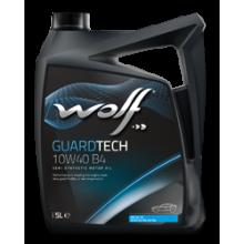 Моторное масло Wolf Guardtech 10-W40 B4