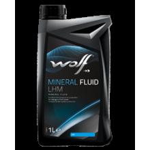 Гидравлическая жидкость Wolf Mineral Fluidlhm